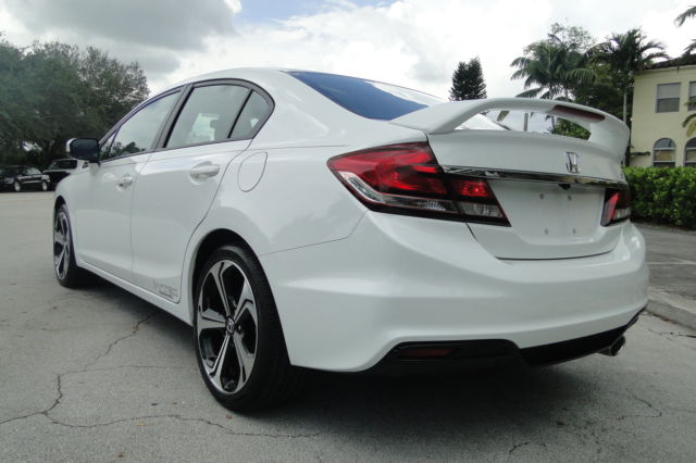 2015 honda civic si 4 door 6 speed only 3k miles - 2015 honda civic si interior lights ...