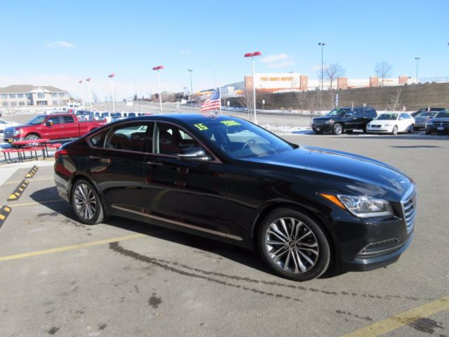 2015 hyundai genesis ultimate package awd 3 8l. Black Bedroom Furniture Sets. Home Design Ideas