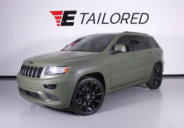 2015 Jeep Grand Cherokee Summit 4x4 22 Quot Lexanis Custom Wrap