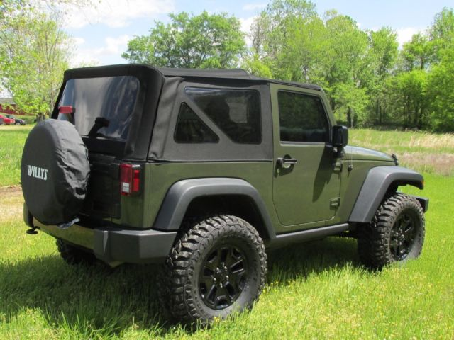 2015 jeep wrangler jk willys 4x4 lifted off road salvage rebuilt sport rubicon. Black Bedroom Furniture Sets. Home Design Ideas