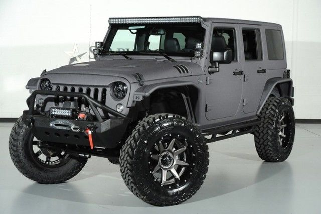 2015 jeep wrangler unlimited 4x4 suv 4 door lifted 2014 2013 2012 2011. Black Bedroom Furniture Sets. Home Design Ideas