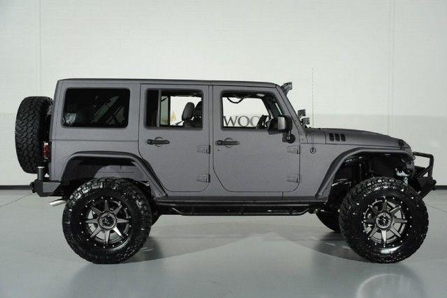 2015 jeep wrangler unlimited 4x4 suv 4 door lifted 2014 2013 2012 2011. Black Bedroom Furniture Sets. Home Design Ideas