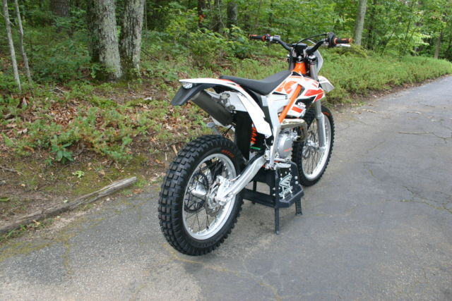 Ktm Freeride Street Legal