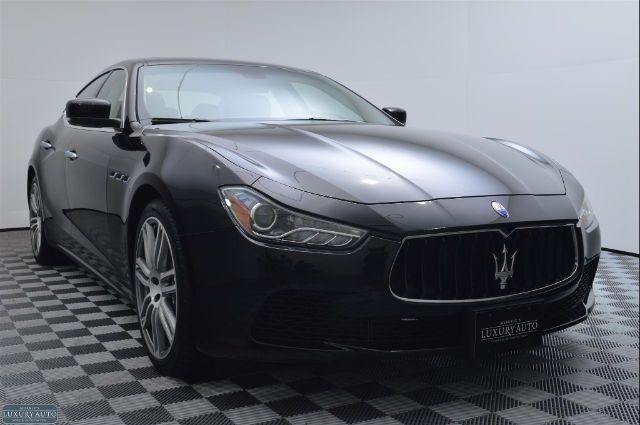 2015 maserati ghibli w warranty good thru 03 05 2019. Black Bedroom Furniture Sets. Home Design Ideas