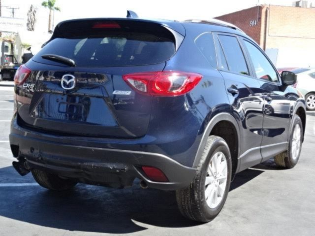 2015 mazda cx 5 touring damaged repairable low miles gas saver export welcome. Black Bedroom Furniture Sets. Home Design Ideas