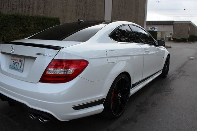 2015 mercedes benz c63 amg edition 507 coupe 2 door 6 3l for Mercedes benz c63 amg 507 edition 2015