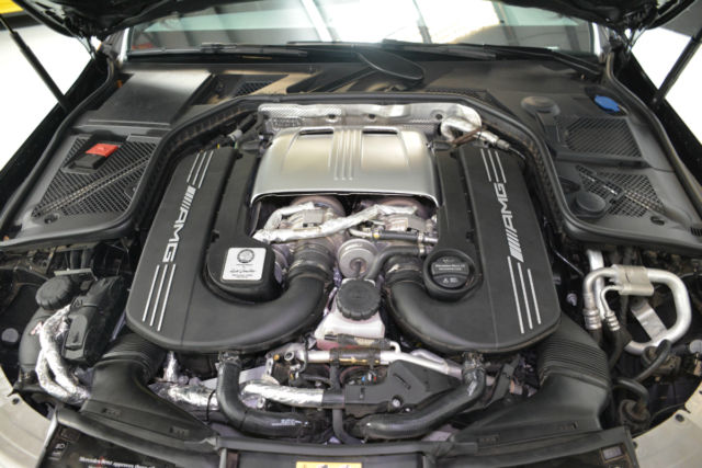2015 Mercedes-Benz C63s AMG Sedan Eurocharged Tuned