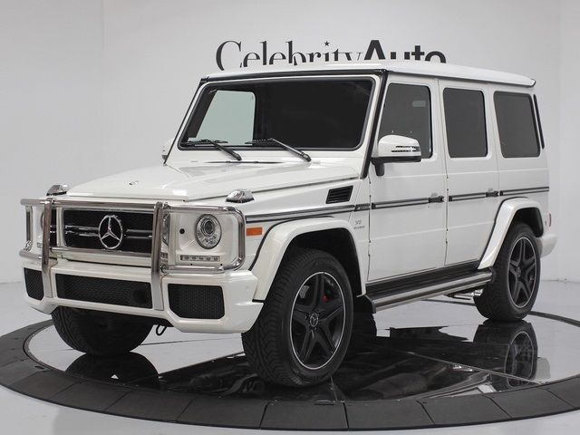 2015 mercedes benz g63 amg designo mystic white designo auburn brown leather des. Black Bedroom Furniture Sets. Home Design Ideas