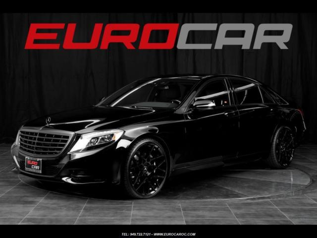 "Mercedes S550 For Sale By Owner >> 2015 Mercedes-Benz S550, CUSTOM BLACK OUT, NEW 22"" WHEELS, AMAZING"