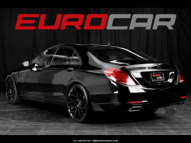 "Aftermarket Car Warranty >> 2015 Mercedes-Benz S550, CUSTOM BLACK OUT, NEW 22"" WHEELS, AMAZING"