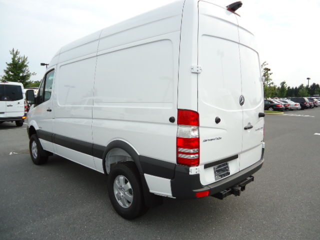 2015 mercedes benz sprinter 2500 m2ca144 cargo van high roof 4x4. Black Bedroom Furniture Sets. Home Design Ideas