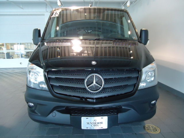 2015 mercedes benz sprinter 2500 m2pv144 passenger van for Sun motor cars mercedes benz mechanicsburg pa