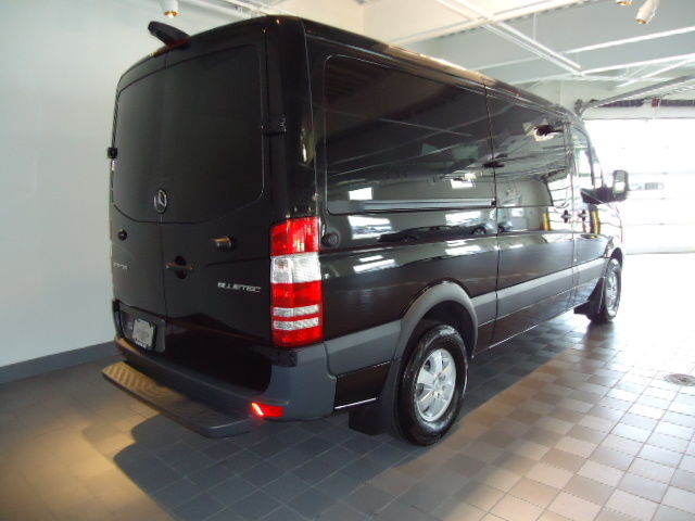 2015 mercedes benz sprinter 2500 m2pv144 passenger van. Black Bedroom Furniture Sets. Home Design Ideas