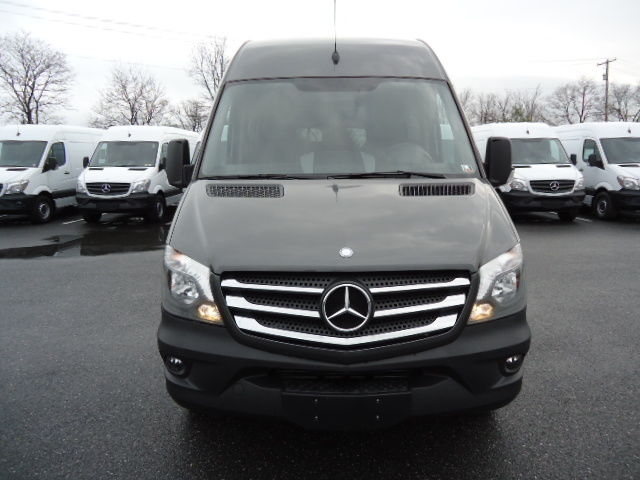 2015 mercedes benz sprinter 2500 m2pv170 passenger van high roof. Black Bedroom Furniture Sets. Home Design Ideas