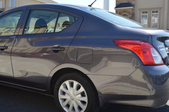 2015 nissan versa 1 6 s manual transmission sedan. Black Bedroom Furniture Sets. Home Design Ideas