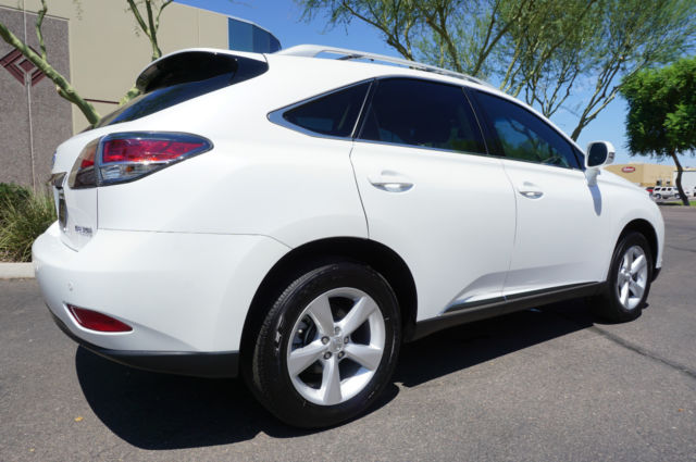 Used Cars Mesa Az >> 2015 Pearl White Lexus RX350 SUV 1 Owner AZ Car like 10 2011 2012 2013 2014 2016