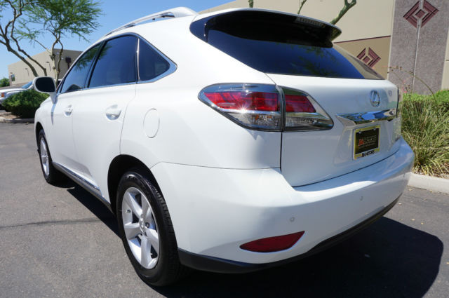 Used Cars Mesa Az >> 2015 Pearl White Lexus RX350 SUV 1 Owner AZ Car like 10 2011 2012 2013 2014 2016