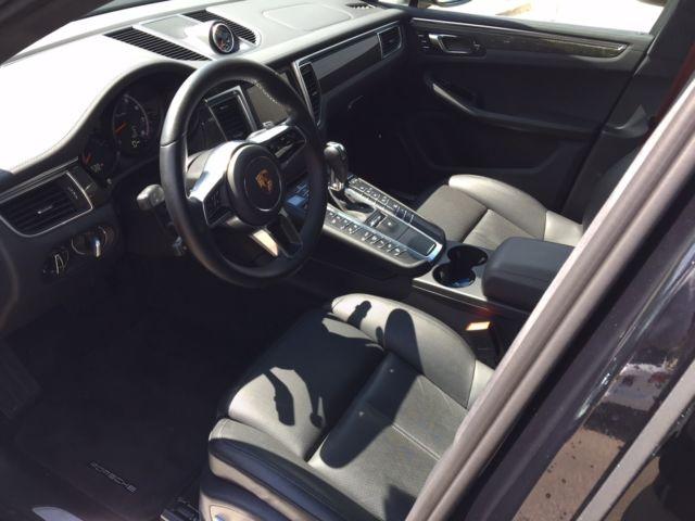 porsche macan turbo 20150000 technical specifications - Porsche 2015 4 Door