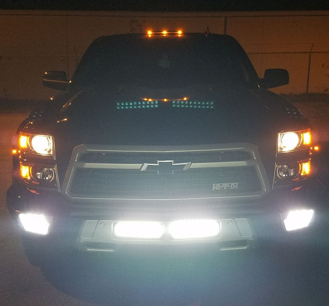 2015 REAPER Lingenfelter Supercharged Chevy Silverado LTZ ...