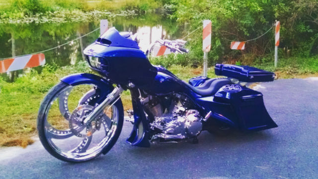 Harley Davidson Road Glide Tour Pack For Sale