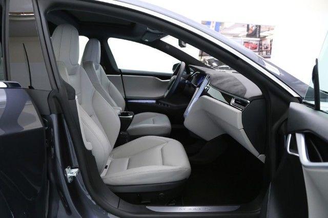 2015 tesla model s p85d tech package autopilot premium interior. Black Bedroom Furniture Sets. Home Design Ideas