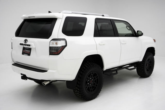 2015 Toyota 4runner Sr5 4x4 With Thompson Crawler Special
