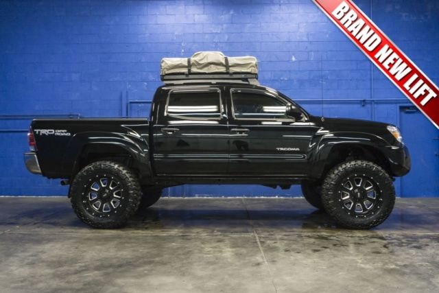 2015 Toyota Tacoma 4x4 4l V6 Lifted Truck W Front Runner