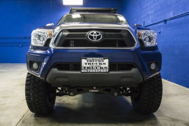 2015 toyota tacoma trd off road 4x4 v6 lifted canopy custom wheels tires. Black Bedroom Furniture Sets. Home Design Ideas