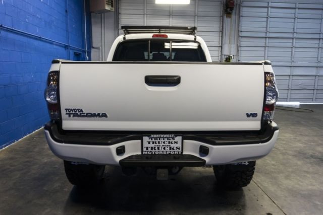 2015 Toyota Tacoma Trd Sport 4x4 4l V6 Lifted Pickup Truck