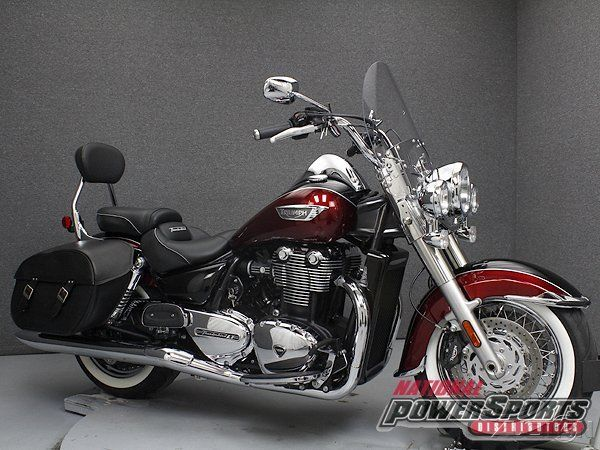 2015 triumph thunderbird lt w abs used. Black Bedroom Furniture Sets. Home Design Ideas