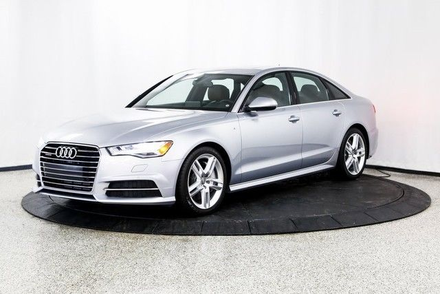 2016 audi a6 2 0t quattro tiptronic premium plus s line bose led headlamp nav. Black Bedroom Furniture Sets. Home Design Ideas
