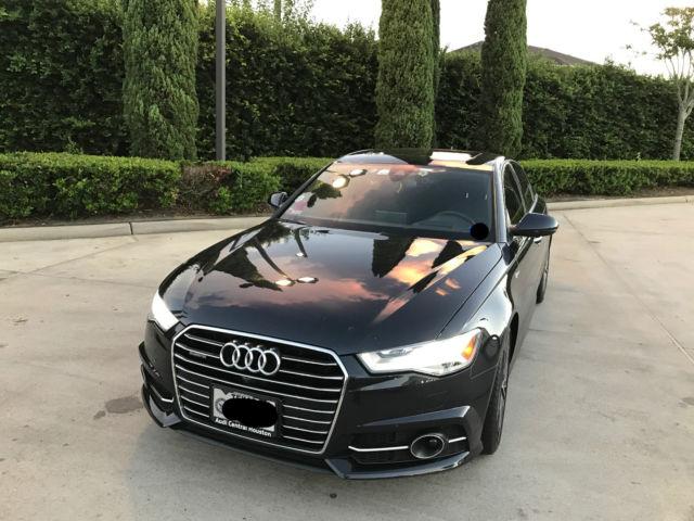 2016 Audi A6 30T Prestige Package Fully loaded