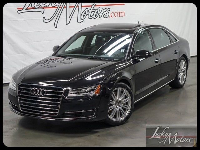 2016 audi a8 l 3 0l tdi quattro. Black Bedroom Furniture Sets. Home Design Ideas