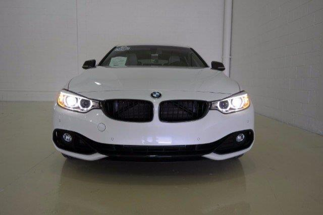 2016 BMW 4 Series Gran Coupe 428i SULEV
