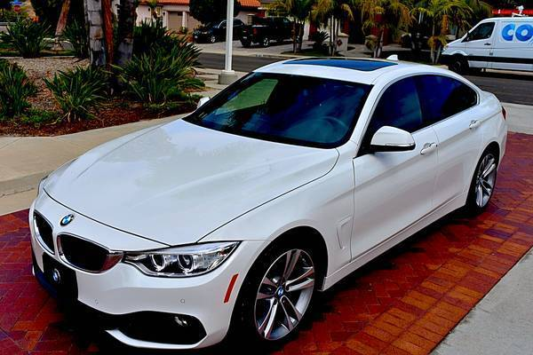 2016 bmw 428i gran coupe fully loaded heads up display key less turbo salvage. Black Bedroom Furniture Sets. Home Design Ideas