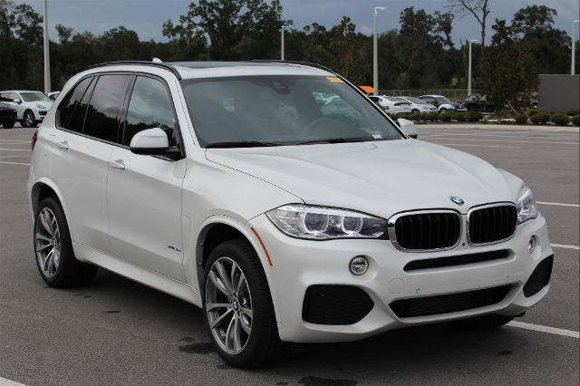 2016 bmw x5 sdrive35i 21952 miles mineral white metallic. Black Bedroom Furniture Sets. Home Design Ideas