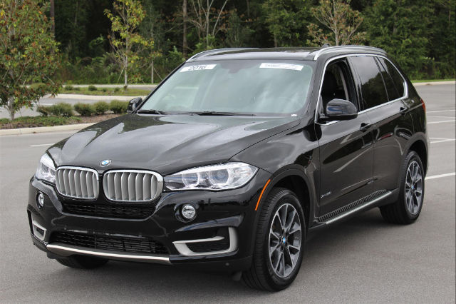 2016 Bmw X5 Xdrive35i 18581 Miles Jet Black Suv 3 0l 6 Cyls Automatic 8 Speed