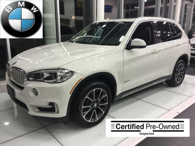 2016 bmw x5 xdrive35i 20 567 miles alpine white 3rd row seating. Black Bedroom Furniture Sets. Home Design Ideas