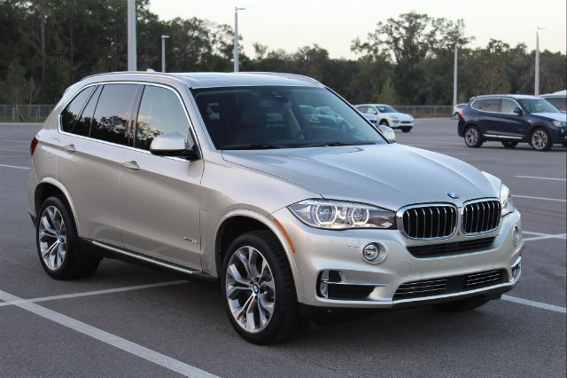 2016 bmw x5 xdrive35i 8748 miles mineral silver metallic suv 3 0l 6 cyls automat. Black Bedroom Furniture Sets. Home Design Ideas