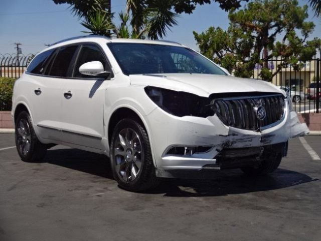 2016 buick enclave premium awd salvage fixer loaded only 7k miles wont last. Black Bedroom Furniture Sets. Home Design Ideas