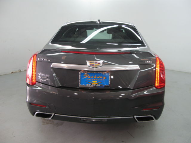 2016 cadillac cts4 sedan 3 6l v6 performance sunroof gray brembos luxury package. Black Bedroom Furniture Sets. Home Design Ideas