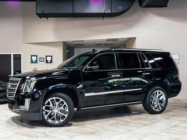 2016 cadillac escalade platinum 4wd suv msrp 96k 22. Black Bedroom Furniture Sets. Home Design Ideas