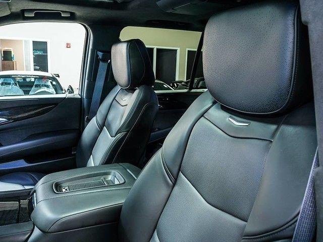 2016 Cadillac Escalade Platinum 4wd Suv Msrp  96k  22 Chrome Wheel Assist Steps