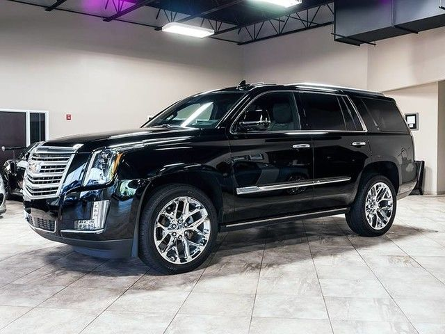 2016 cadillac escalade platinum 4wd suv msrp 96k 22 chrome wheel. Cars Review. Best American Auto & Cars Review