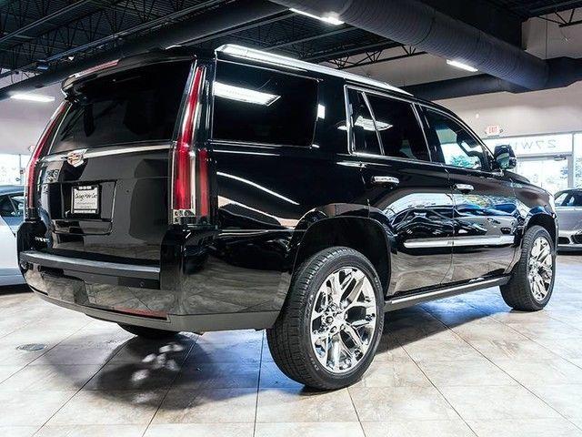 2016 Cadillac Escalade Platinum 4WD SUV MSRP $96k+ 22 ...