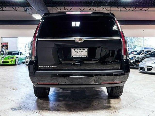 2016 Cadillac Escalade Platinum 4wd Suv Msrp  96k  22