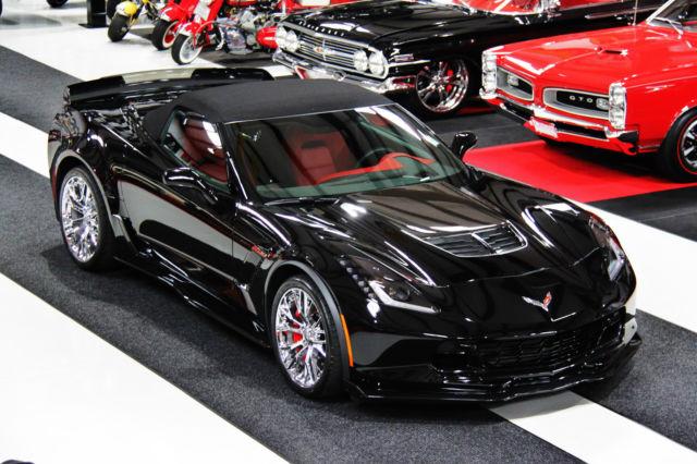 2016 chevrolet corvette z06 convertible 3lz. Black Bedroom Furniture Sets. Home Design Ideas