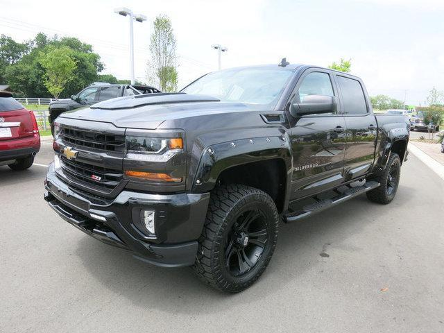 2016 chevrolet silverado 1500 sherrod. Black Bedroom Furniture Sets. Home Design Ideas