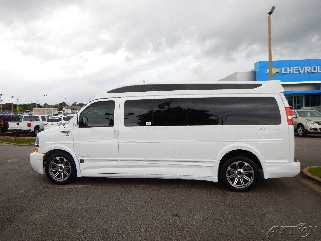 2016 Chevrolet Express 2500 Extended Hightop
