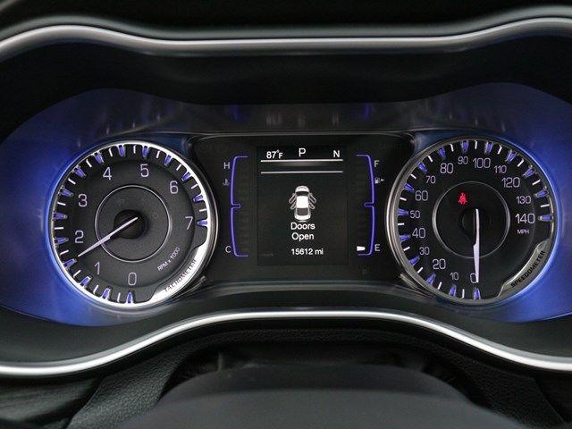 2016 Chrysler 200 Limited Sedan Automatic Flex Fuel